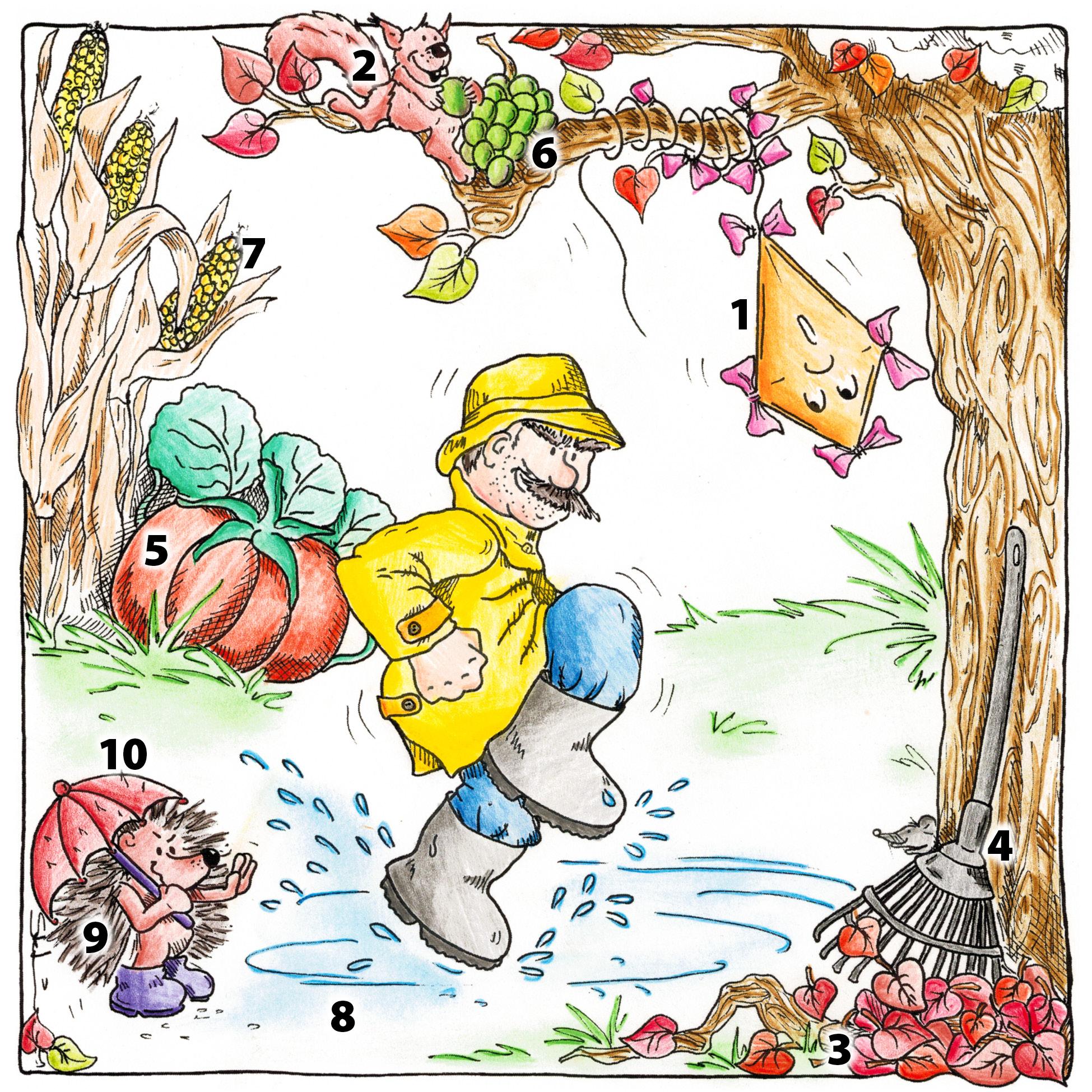 Herbst - Lingolia Deutsch