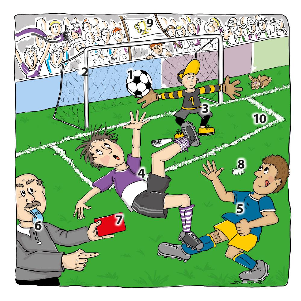 Football Englisch