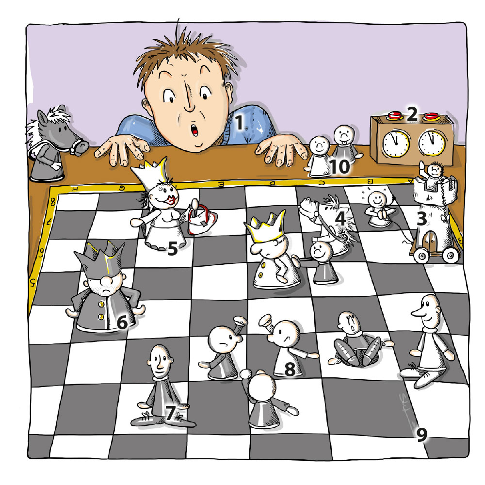 schach online 2 spieler